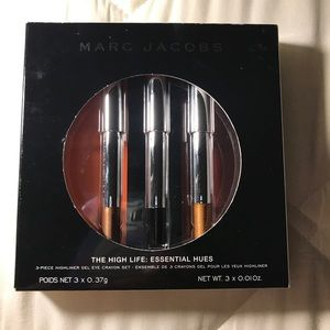 Marc Jacobs High liner Trio Gel Set BNIB